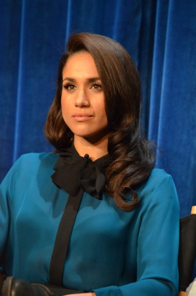 It has been confirmed Meghan Markle - actress in Suits - is dating Prince Harry (Genevieve)