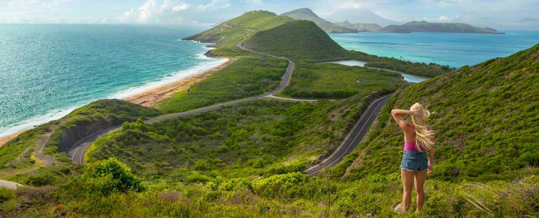 St Kitts Welcomes Cruise Ships