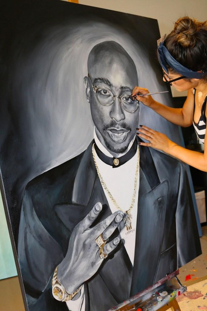 Tupac progress