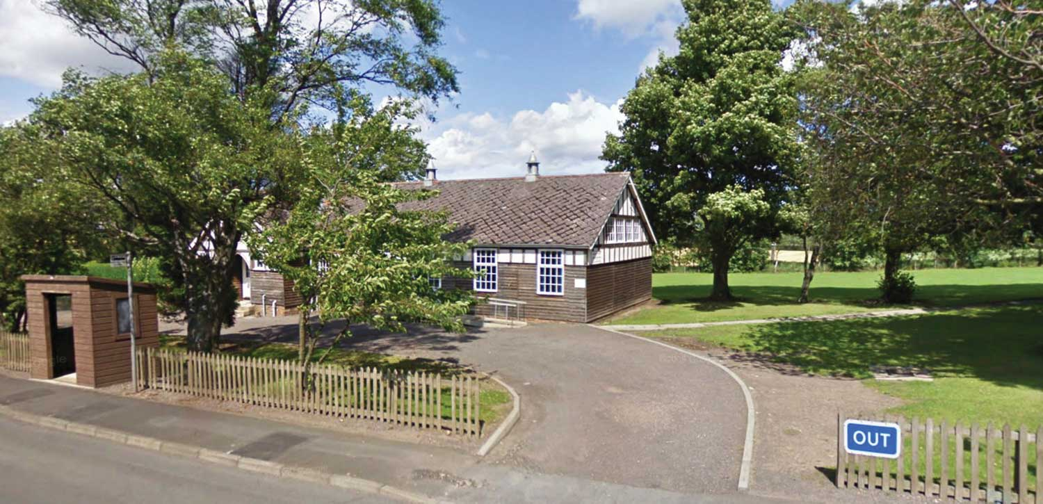 East Saltoun Village hall 4