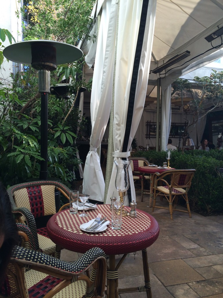 chateau marmont LA travel post