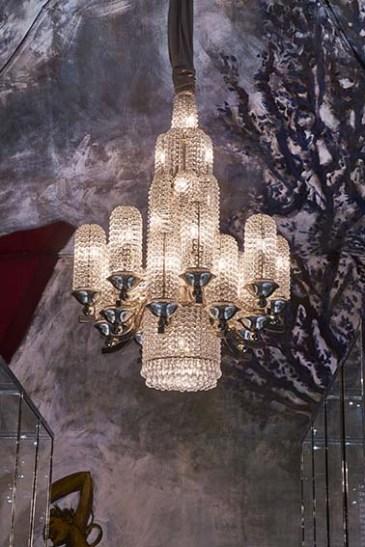 Baccarat_Water jet chandelier.2
