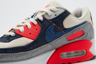 AM90 _ DENHAM THE JEANMAKER _ CANDIANI DENIM -AIR MAX 90: €160