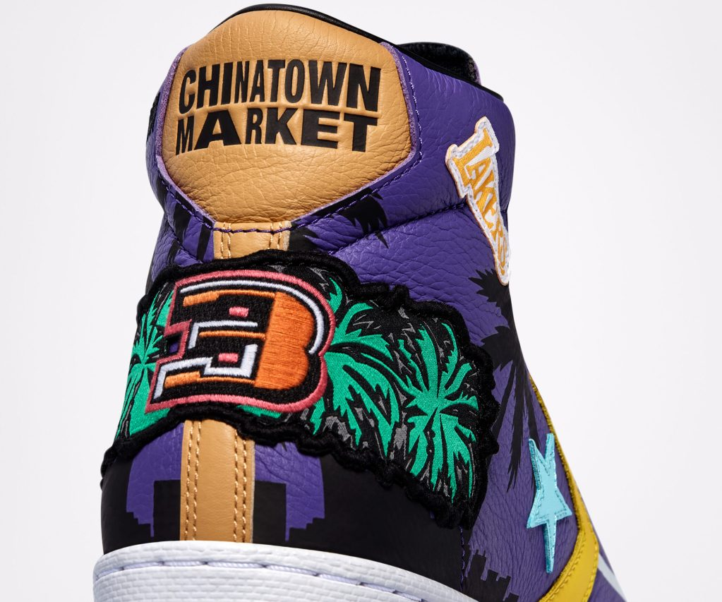 Converse x Chinatown Market_Pro Leather_Lakers_9