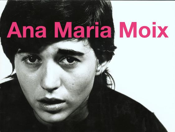 VIERNES LIBROS ANA MARIA MOIX FOTO COLITA