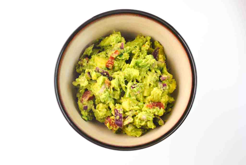 Easy Guacamole - The Culinary Compass