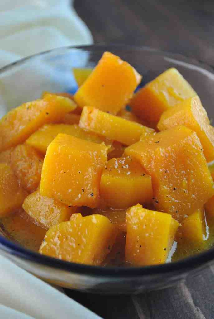 Maple Cayenne Roasted Butternut Squash 2 - The Culinary Compass