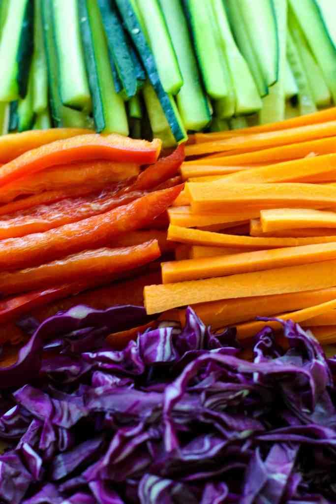 Veggie Rolls   The Culinary Compass
