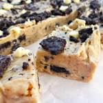 Simple Homemade Oreo White Chocolate Fudge