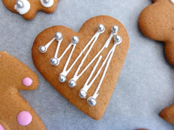 Traditional Swedish Pepparkakor (Gingerbread)
