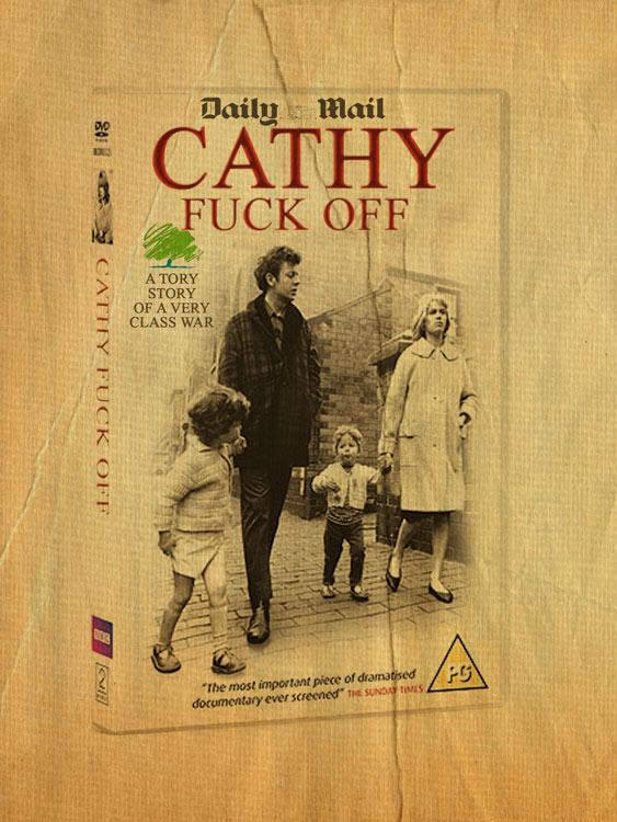 CATHY-FUCK-OFF