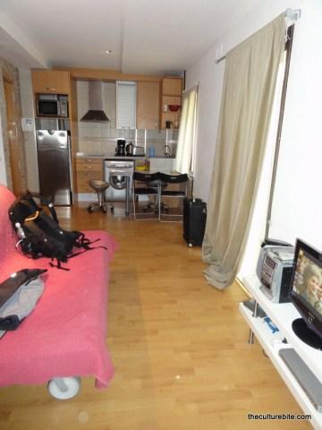 Barcelona Apartment Inside