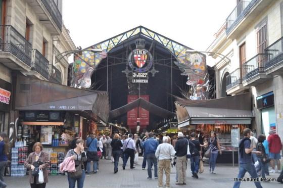 Barcelona La Boqueria