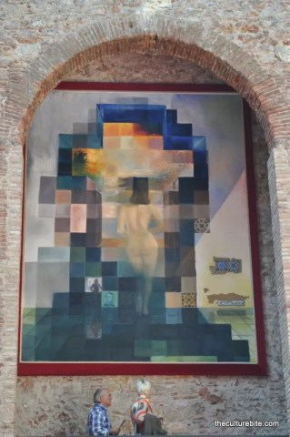 Barcelona Figueres Dali Museum Abraham Lincoln
