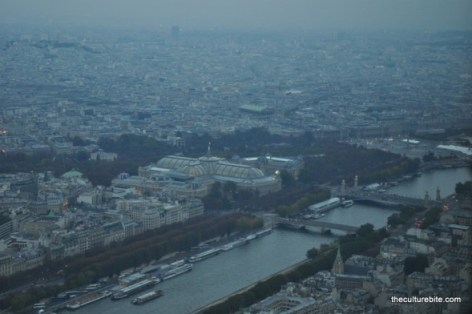 Paris Eiffel Tower View