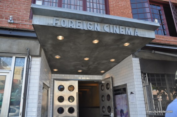 Foreign Cinema Storefront