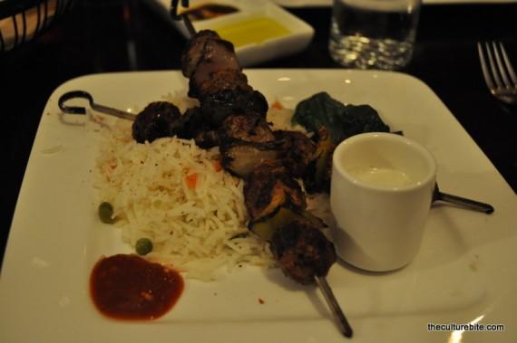 Troya Meatball Kebab