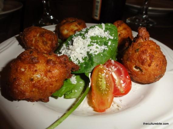Pi Bar Fried Gorgonzola