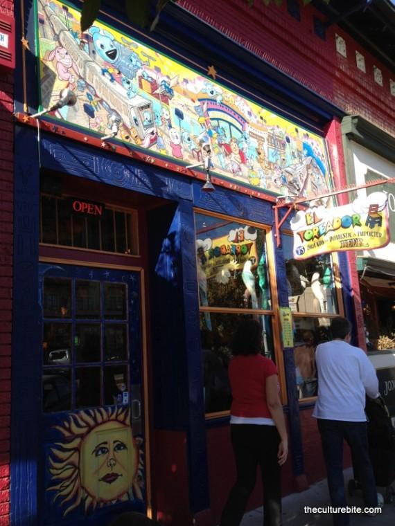 El Toreador Store Front