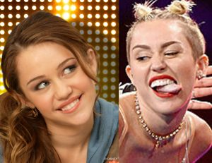 What Did You People Do to Hannah Montana?!!