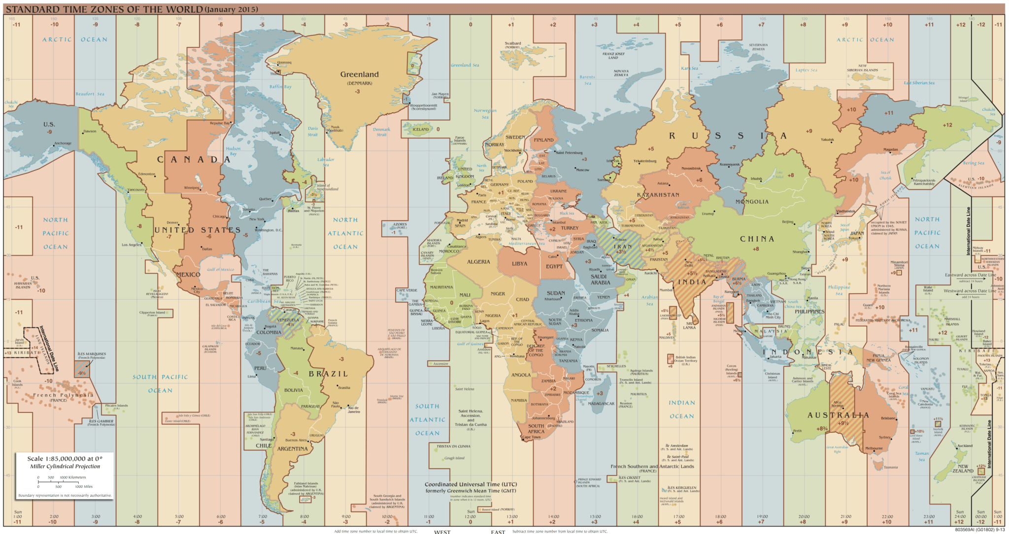 On Doing Away With Time Zones 500 Words