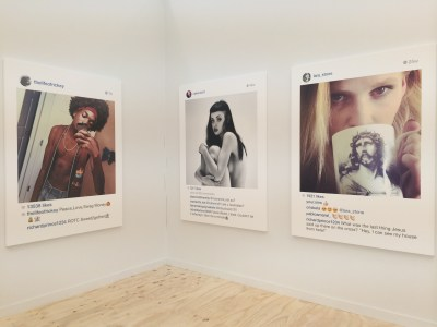 Frieze and Selfies