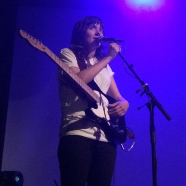 Courtney Barnett Played Soundcheck and Bowery Ballroom (Pics & Video)