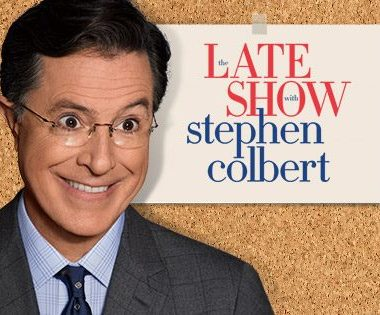 Stephen Colbert Launches Web Lunch Series (Updated)