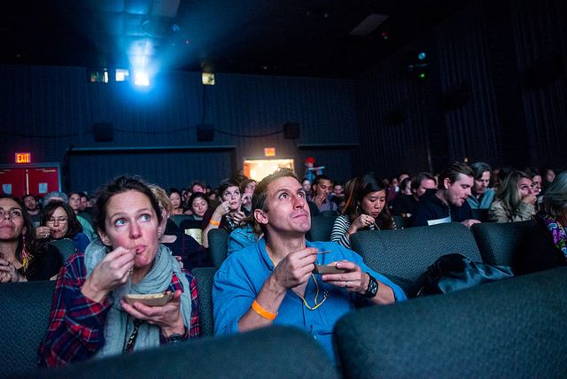 The Ultimate Dinner & a Movie: NYC Food Film Festival Returns this Weekend