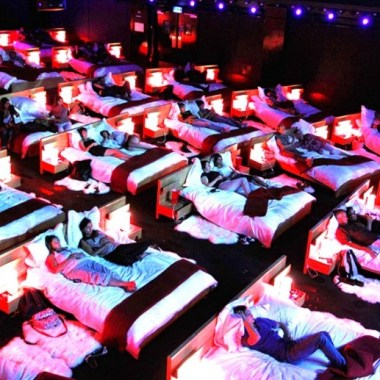 Sleep-In Cinema Comes to The Standard High Line