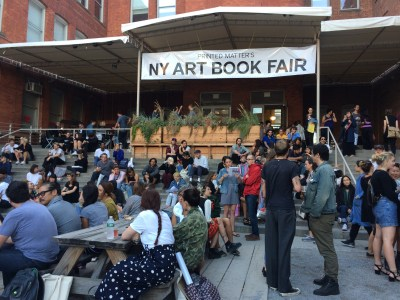 10 Things to See & Do at Printed Matter's NY Art Book Fair 2016