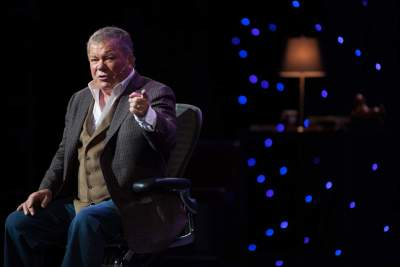 Theater Review: Shatner's World: We Just Live in It