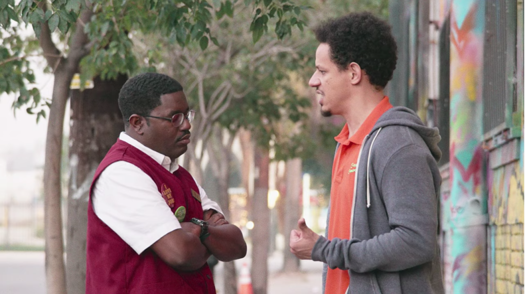 Watch the NSFW Trailer for Eric André's 'Bad Trip' ft. Lil Rel Howery &  Tiffany Haddish | The Culture Files