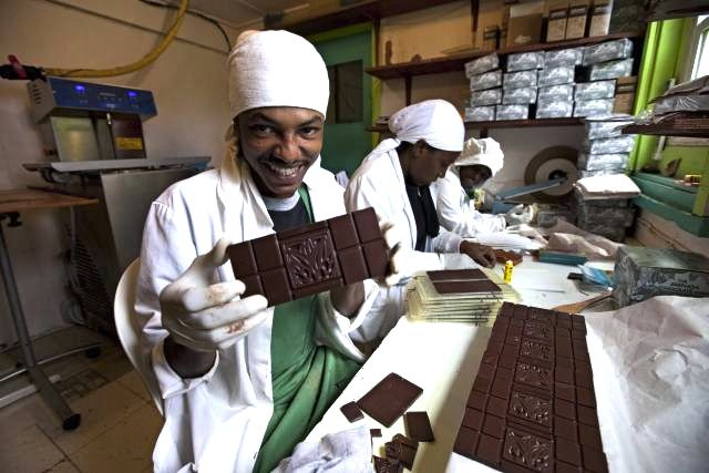 Grenada Chocolate company