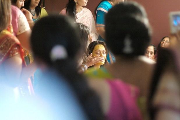 Indian Wedding - Pithi