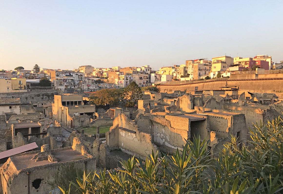 Visit Herculaneum and Pompeii from Naples - travel itinerary