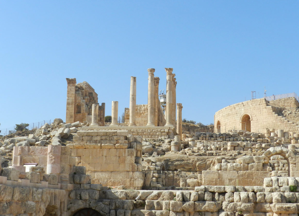 Jerash - How to spend on week in Jordan