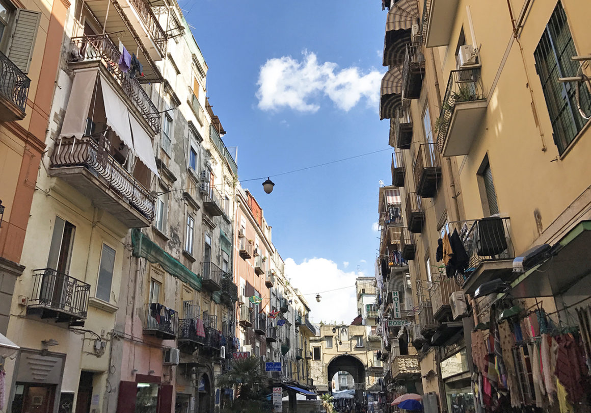 Naples in 3 days - travel itinerary