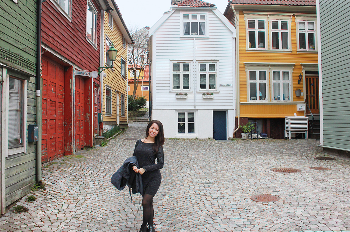 Bergen, Norway - most colourful towns and cities in Scandinavia