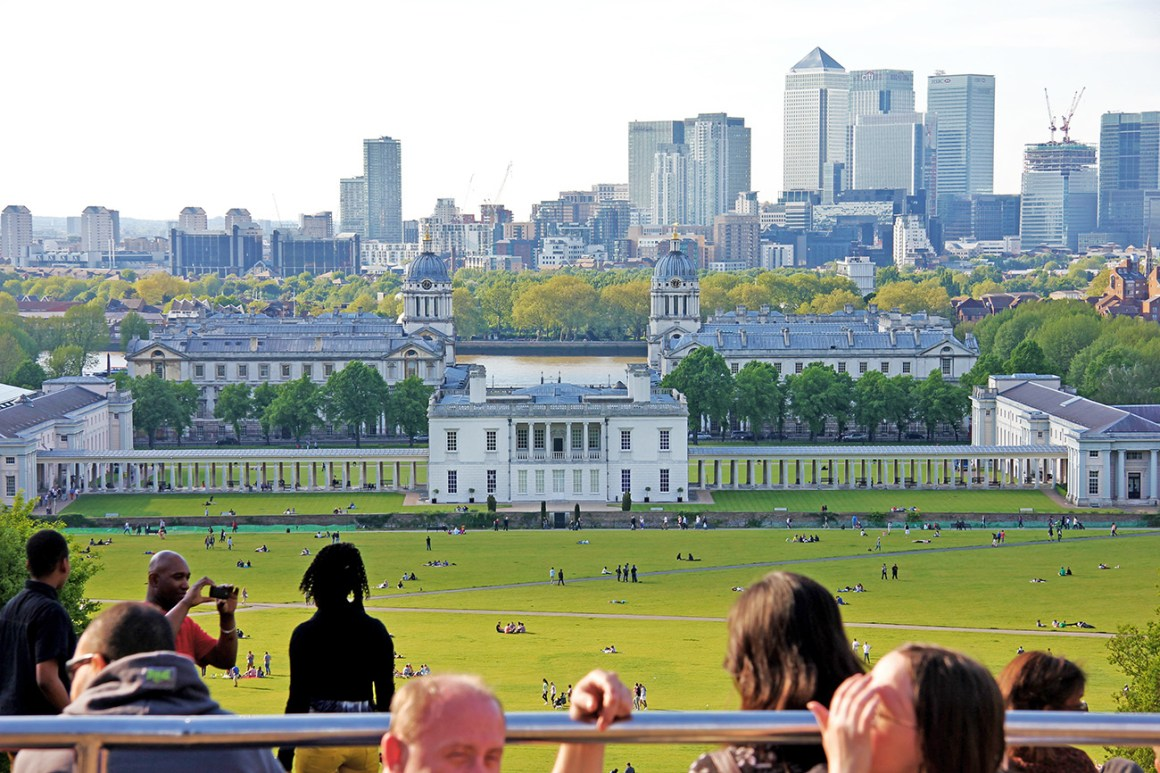 Best view of London - Things to do in Greenwich, London