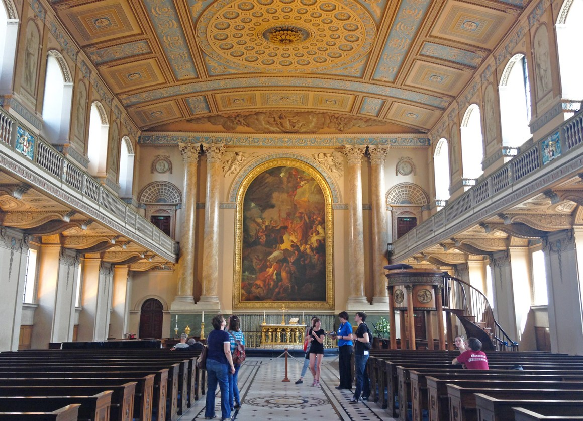 Chapel of St Peter and St Paul - Things to see and do in Greenwich, London