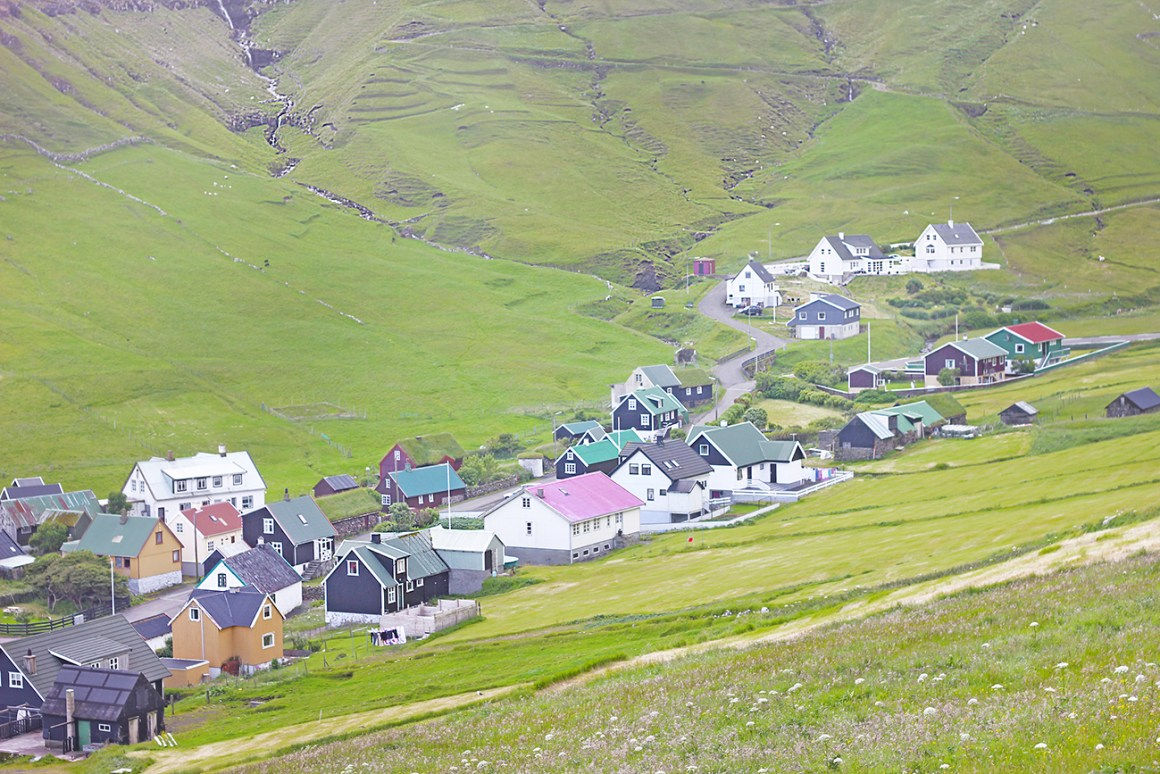 Dalur, Faroe Islands - most colourful towns and cities in Scandinvia