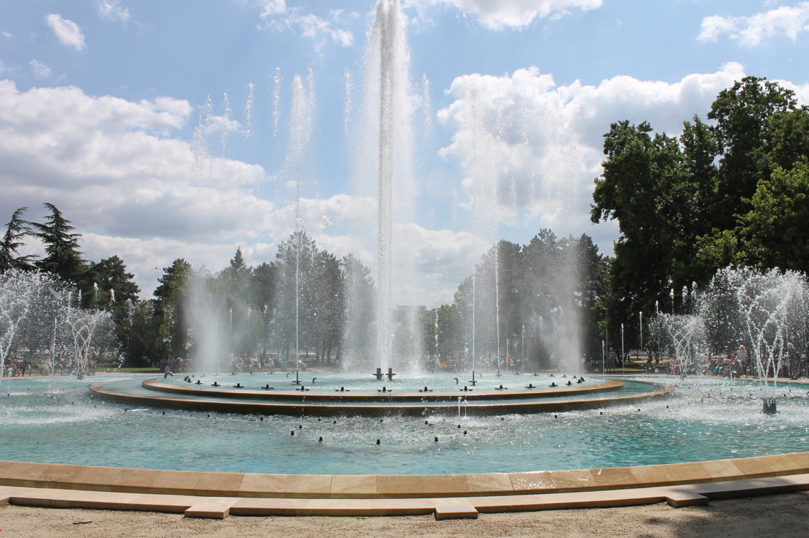 Margaret Island - things to do in Budapest