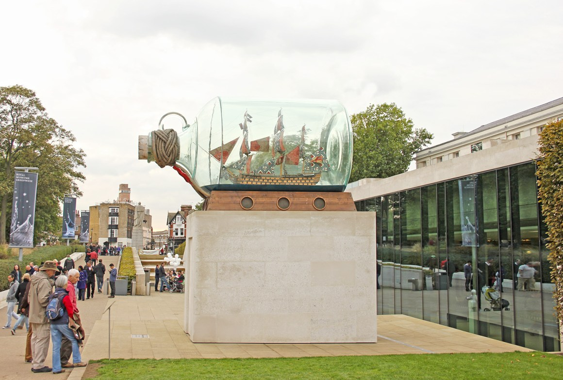 The National Maritime Museum - things to do in Greenwich, London