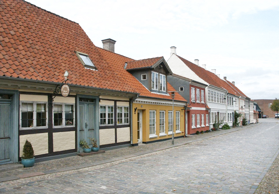 Odense, Denmark - Most colourful towns and cities in Scandinavia