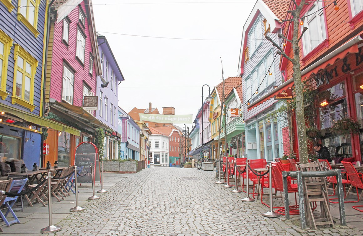 Stavanger, Norway - most colourful towns and cities in Scandinavia