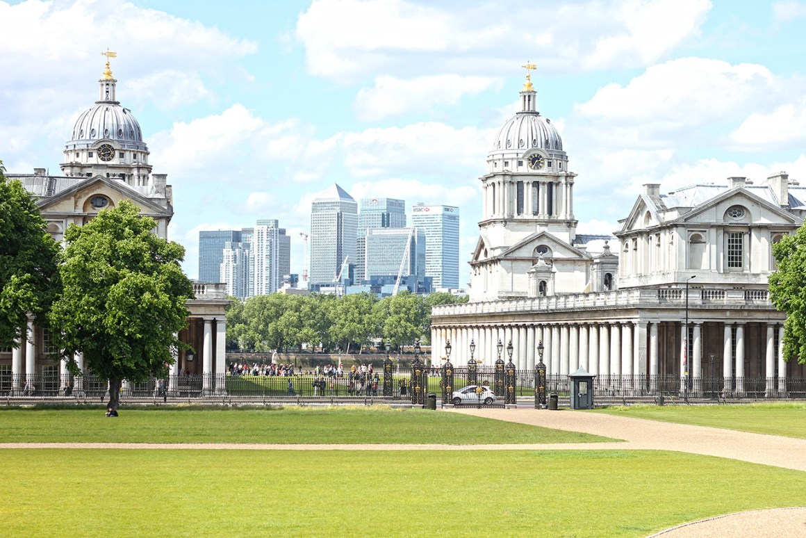 Royal Naval College - Things to do in Greenwich, London