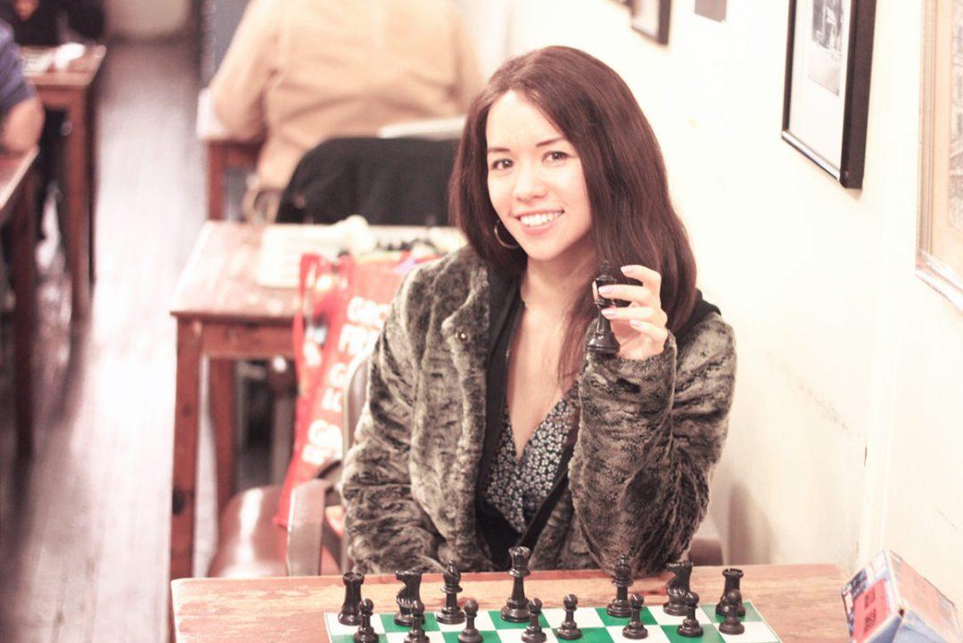 A visit to Chess Forum in Greenwich Village, Manhattan, New