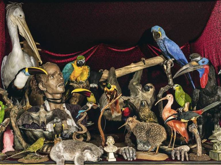 Viktor Wynd Museum of Curiosities - visit the most eccentric museums in London