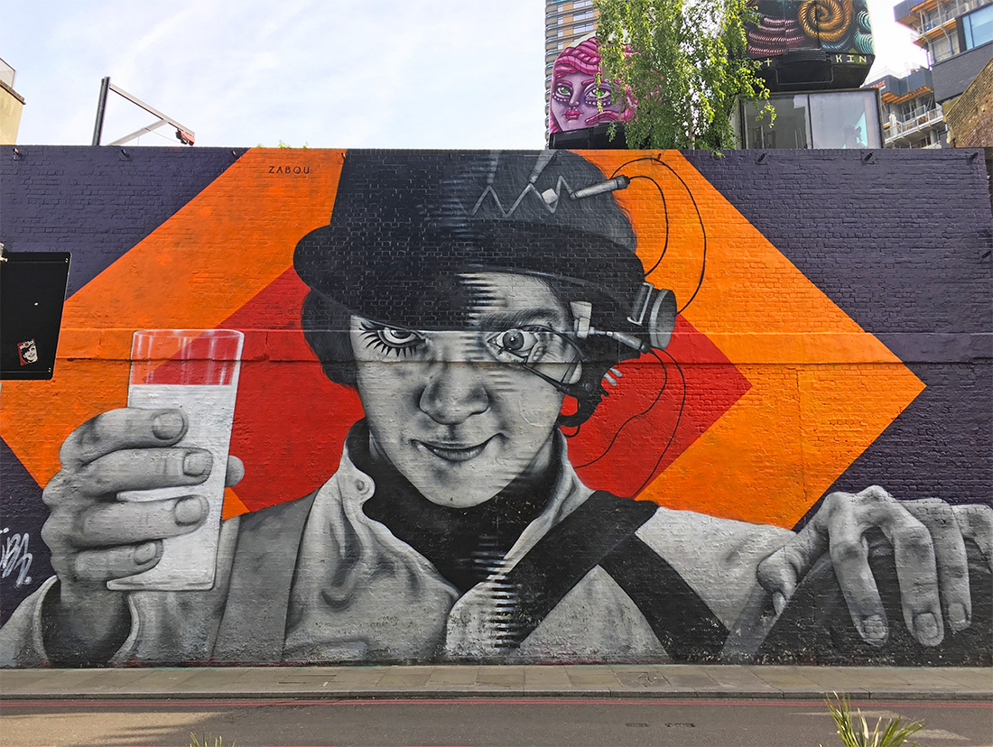 Street Art In London: The City's Best Wall Murals